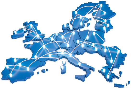 EU Netzwerk