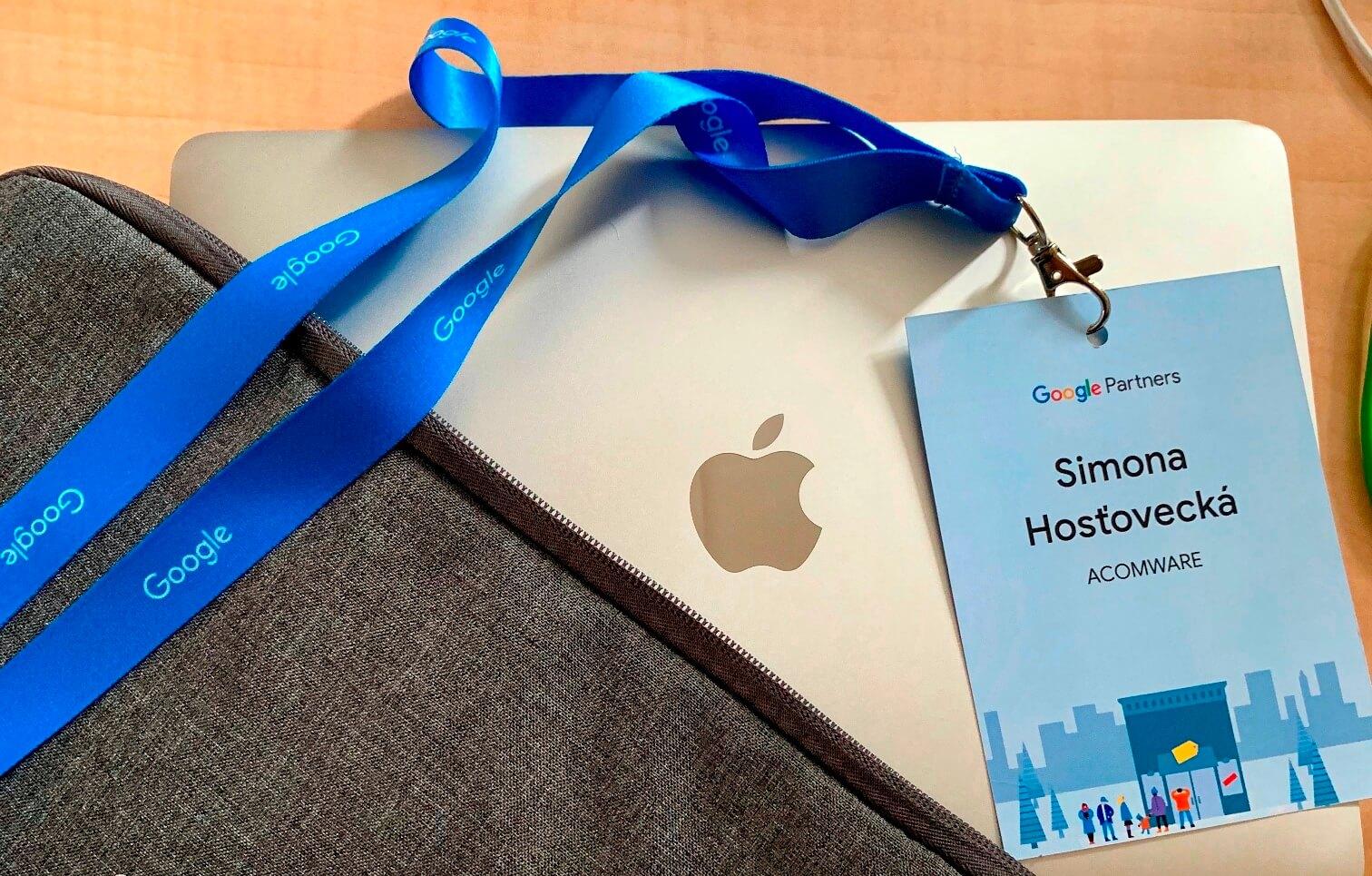 Simona-Hostovecka-Acomware-Google-Partners-event