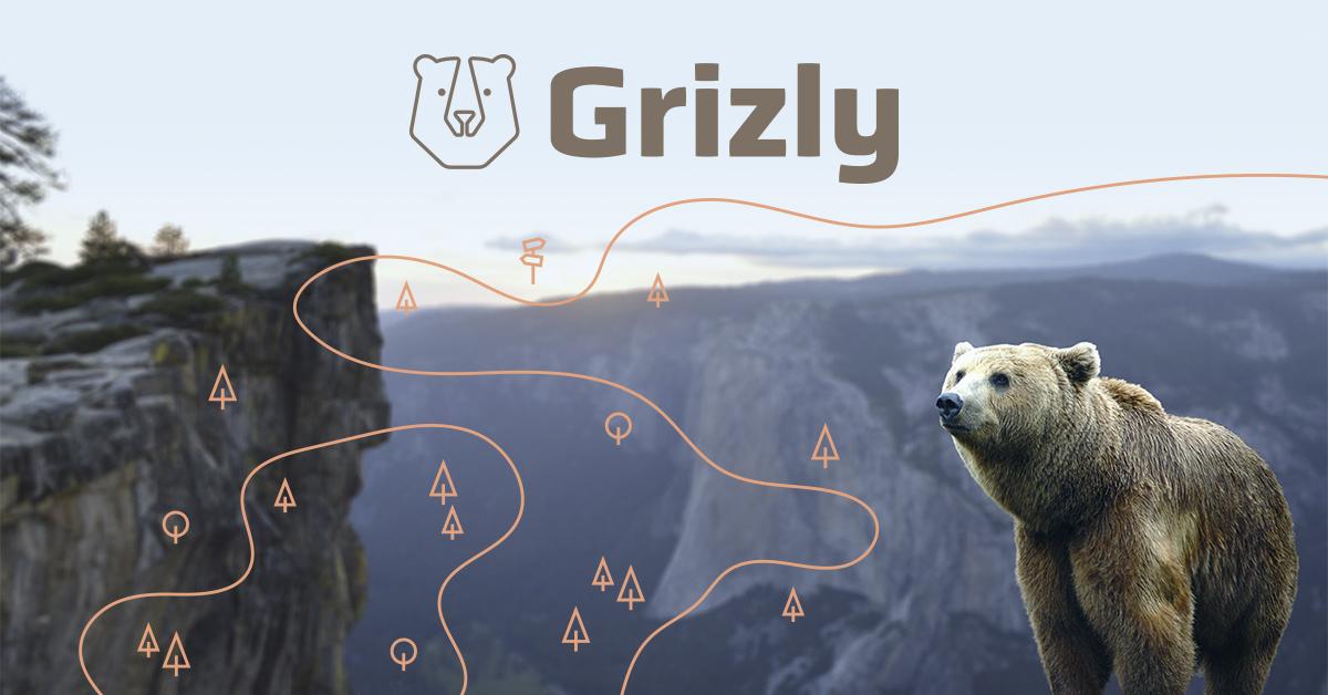 Grizly.cz nová vizuální identita a komunikační strategie