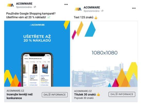 Acomware-facebook-ads-ukazka-nahledu