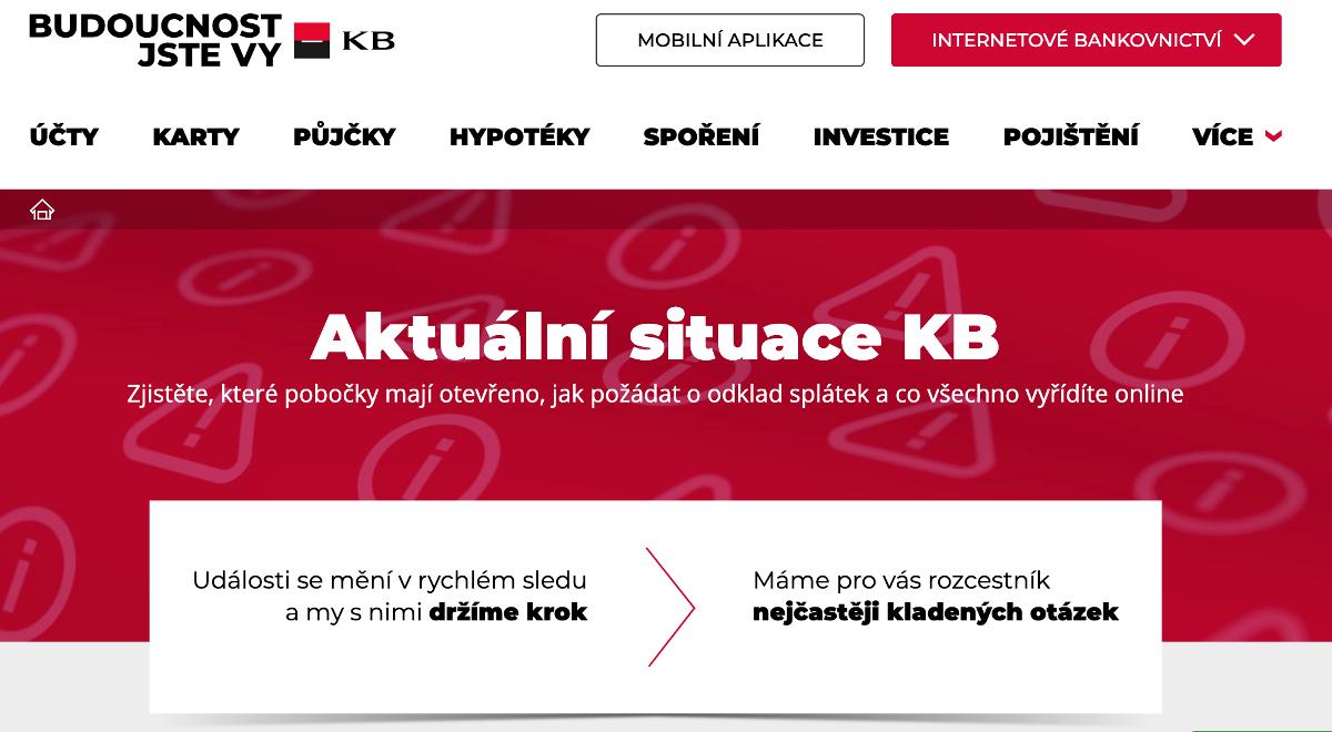 Acomware-blog-covid-19-ukazka-landing-page-komercni-banka