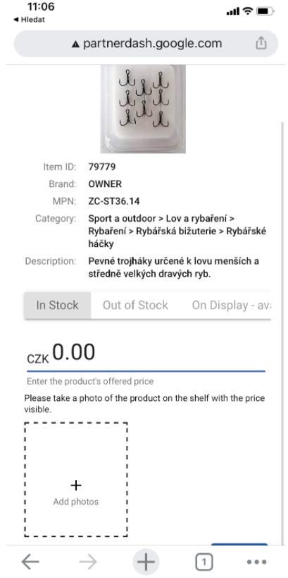Acomware Google mistni neplacene zaznamy aplikace overeni 2
