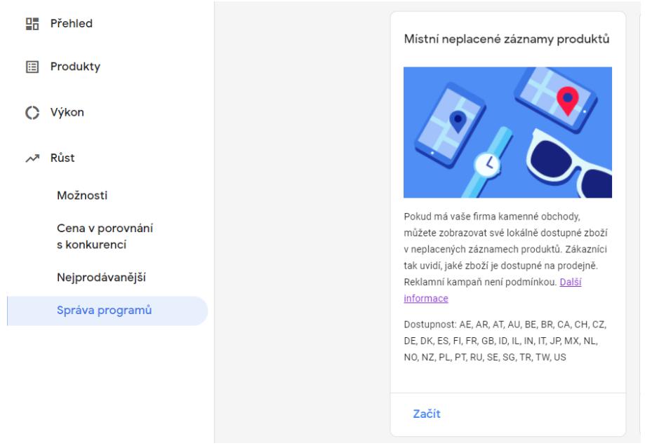 Acomware blog Google mistni neplacene zaznamy správa programů